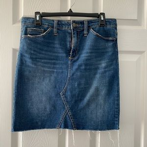 Universal Threads Denim Skirt